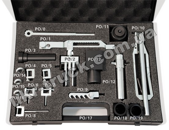 Рассухариватель клапанов для Porsche