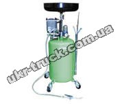 HD-804FN Установка для слива и откачки масла с пневмонагнетателем
