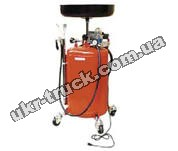 HD-806AC Установка для слива и откачки масла с электронасосом