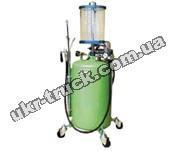 HD-853 Установка для откачки масла с пневманасосом