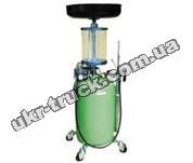 HD-855 Установка для слива и откачки масла с пневмонасосом