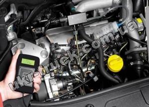 Delphi YDT 278 для диагностики на автомобиле систем Common Rail YDT278 и YDT500