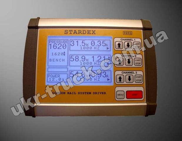 COMMON RAIL SYSTEM DRIVER STARDEX 0202