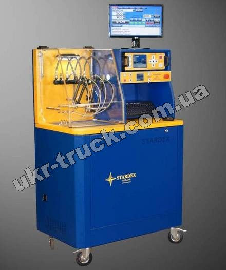 COMMON RAIL INJECTOR TESTER STARDEX 0602