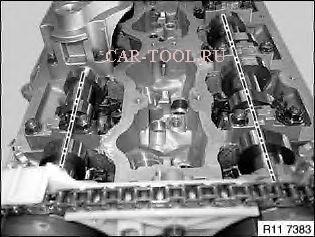 Как установить фазы грмнадвигателях бмвспомощью инструмента длядилеров.