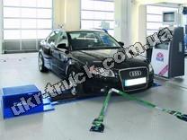 Стенд проверки мощностных характеристик автомобилей до 2,7 т.