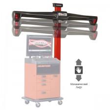 CR - Мобильная стойка для камер c механическим лифтом
